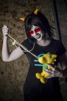 Terezi Cosplay by Sioxanne