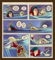 Webcomic - TPB - Circe - Page 42 by Dedasaur