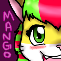 New Mango Icon by MimiTheFox
