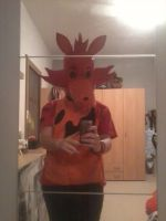 foxy cosplay by Proinfo