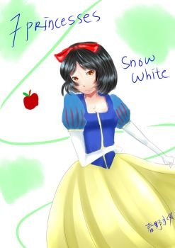 princess of heart: Snow white by Harunomizuhime