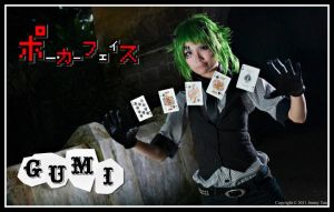 Gumi - Poker Face 01 by hana-bira