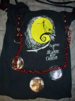 nightmare before christmas purse by 6death6stars6