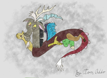 Discord hug wingtip flap by Tom-Addo