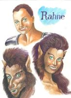 Rahne by Dracowhip