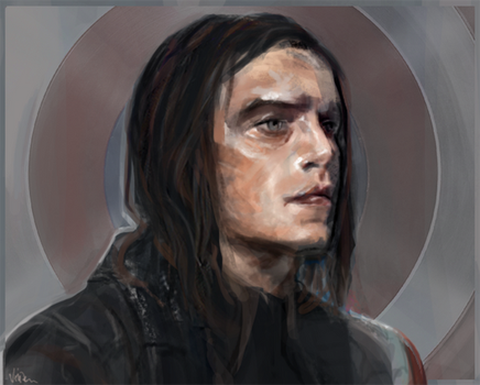 Winter Soldier - 2 by Vizen