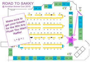 Map to Sakky at Another Anime Con 2015 by sakkysa