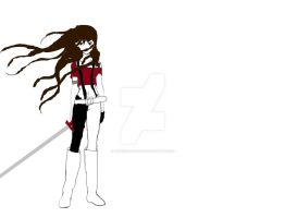 anime character I created by ArtIsLife001