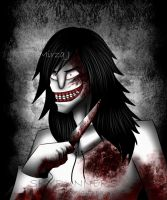 JEFF THE KILLER by Skyrunners