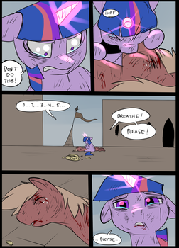 MLP Project 612 by Metal-Kitty