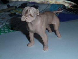 Pit Bull by vulpers