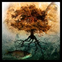 The Tree of Life and the Fish by dianathema