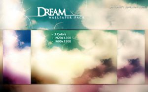Dream Wallpaper Pack by petrart671