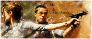 Mr. and Mrs. Smith by TrentPraeger