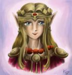 A Link to the Past - color by AlineMendes