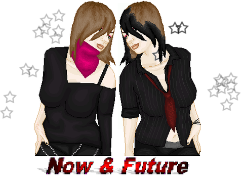 Now And Future by two-punky-4u