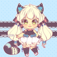 lacey rose nekochi - 7USD auction - 1 days left by mauuchi