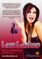 Lisa Lashes by kitster29