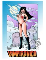Vampironica by MJBivouac