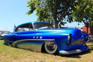 Bad Ass Blue Buick by DrivenByChaos