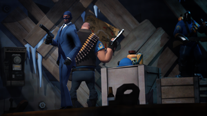 Secret Entrance by RAGEPANDDEMOMAN