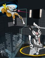 Portal 2 by oldxer