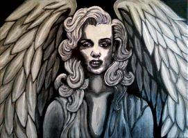 Monroe Angel by mailorderchild