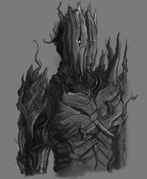 Wood Elemental by Adoron
