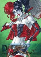 DC New 52 Harley Quinn AP by Dangerous-Beauty778