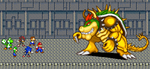 206. Giga Bowser by BeeWinter55