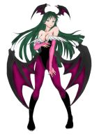 Morrigan Color by ChazFenux