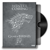 Game Of Thrones Season 4 House Stark by Natzy8