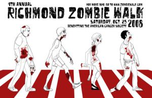 zombiewalk 08 poster 2 color by jcbishop