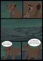 Lion King 3 Page 2 by Ronaai