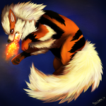 Rage of fire by RainSoda