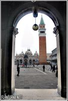 St.Mark's Square by Flanegan