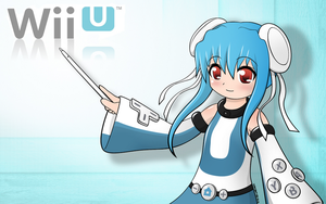 Wii U - Tan by SymbianL
