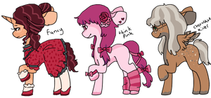 100 themes 1-3 [CLOSED] by togekissuadopts
