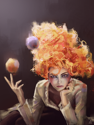 Juggler by Aleltg