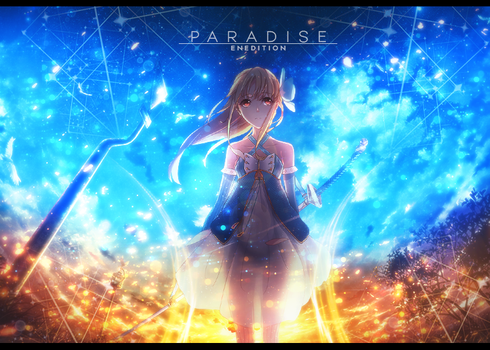 Paradise by EneEdition