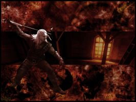Believe - Witcher by Soukyan