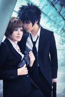 Tension [Psycho-Pass] by AN0RIEL