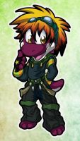 Chibi Daxxe Old School by DaXXe