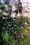 Summer Rain On My Window by InvisibleGirlStock