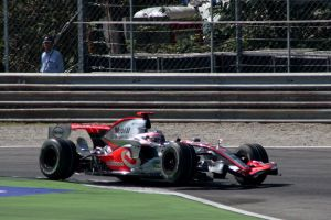 F1 Qualifying Alonso by luis75