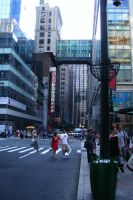 33rd St by psychowolf21