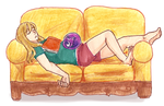 Cat Nap by guardian-angel15