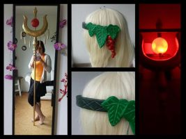 Scheherazade Magi  - More WIP by Tigermis-Cosplay