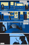 The Midnight Oil- Issue 0 PG1 by BlitheFool