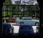 old Volvo old window by Pippa-pppx